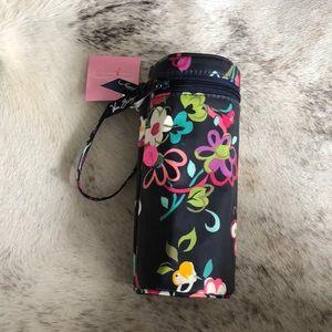 Vera Bradley NWT Baby Bottle Caddy for Diaper Bag